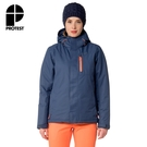 PROTEST 女 機能防水保暖外套 (具體藍) AUBURN SNOWJACKET