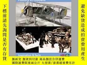 二手書博民逛書店Finland罕見at War, 1939-45 History in Models Volume (damage