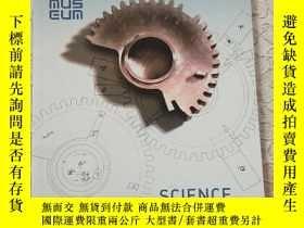 二手書博民逛書店Science罕見Museum Souvenir GuideY2