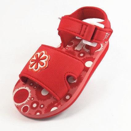 防滑軟膠底 魔鬼沾沙灘鞋 涼鞋  橘魔法 Baby magic  女童 海邊 沙灘 夏天