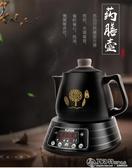養生煎壺家用電砂鍋熬鍋中鍋煎全自動煮茶中醫陶瓷LX220V聖誕交換禮物