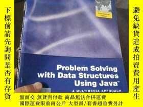 二手書博民逛書店Problem罕見Solving with Data Struc