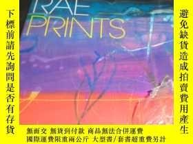 二手書博民逛書店2手英文罕見Barbara Rae: Prints 芭芭拉·雷