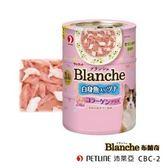 沛萊亞布蘭奇 貓罐2號-鮪+白身魚(70g*3罐)*8組 (C002I12-1)