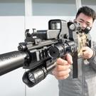 玩具槍 m416突擊步槍電動連發軟彈槍吃雞裝備小男孩子兒童玩具槍和平精英