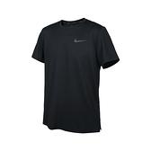 NIKE 男短袖T恤(Dri-FIT 運動 上衣 慢跑 路跑「CZ1182-011」≡排汗專家≡