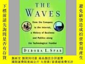 二手書博民逛書店Ruling罕見The Waves-統治風浪Y436638 Debora L. Spar Mariner Bo