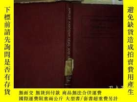 二手書博民逛書店APPLIED罕見ABATOMY OF THE HEAD AND