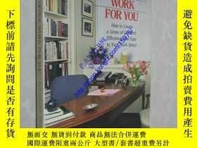 二手書博民逛書店Making罕見Your Office Work For You