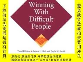 二手書博民逛書店Winning罕見With Difficult PeopleY255562 Bell, Arthur H.