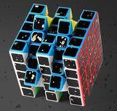 魔術方塊三階順滑34二三四五階速擰兒童初學益智學生玩具 星辰小鋪