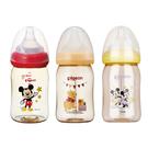 貝親 迪士尼寬口PPSU奶瓶160ml(3款可選)