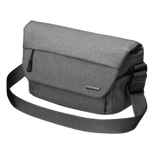 ◎相機專家◎ HAKUBA PLUSSHELL CITY03 MESSENGER S款 側背包 灰色 相機包 攝影包 公司貨 HA20482