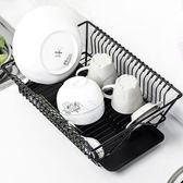 廚房碗筷餐具瀝水架收納籃盤碗碟置物架子