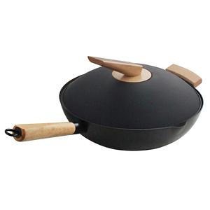 HOLA 炙鐵炒鍋33cm
