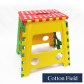 棉花田【繽紛】多功能折疊椅-XL(二件組)XL-藍色
