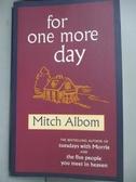【書寶二手書T6/原文小說_JKC】SOS Title Unknown_Mitch Albom, Mitch Albom