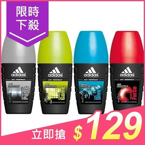 Adidas 愛迪達 男用制汗香體滾珠(40ml) 款式可選【小三美日】$149
