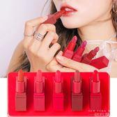 口红/唇膏 持久保濕不脫色防水唇膏韓國可愛小樣