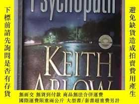 二手書博民逛書店英文原版罕見Psychopath (Frank Clevenge