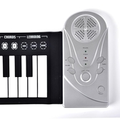 手卷鋼琴 智能便攜電子鋼琴加厚初學者成人可折疊電子49鍵電子鋼琴 莎拉嘿呦