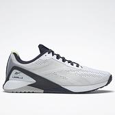 REEBOK LES MILLS X NANO X1 男鞋 訓練 慢跑 健身 緩衝 抓地 耐磨 白 黑【運動世界】FZ4298