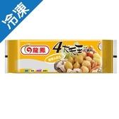 龍鳳四大天王咖哩丸組合326G/包【愛買冷凍】
