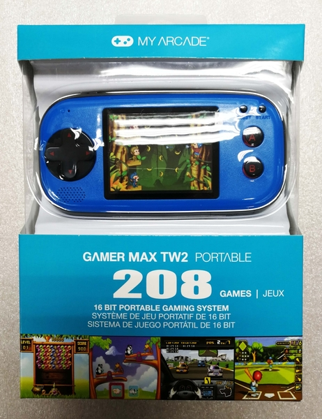 GAMER MAX TW2 掌上遊戲機