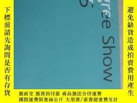 二手書博民逛書店DEGREE罕見SHOW 2015 學位藝術作品展 英文原版 2