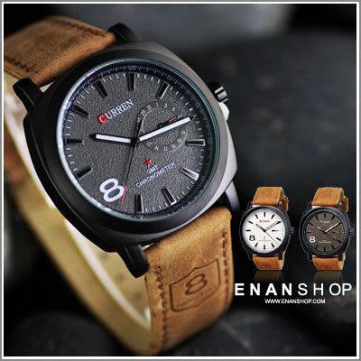 惡南宅急店【0362F】第一次邂逅‧韓 男錶女錶情侶對錶可『韓國CA設計』手錶‧單價