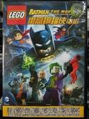 挖寶二手片-B32-正版DVD-動畫【樂高蝙蝠俠電影】-LEGO(直購價)海報是影印