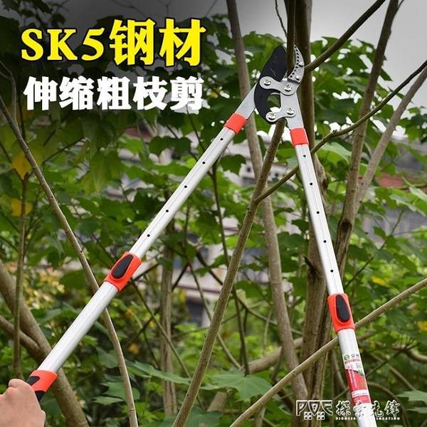 園林sk5修枝剪省力高枝剪伸縮大剪刀 強力粗枝剪 果樹剪枝大力剪 探索先鋒