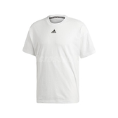 adidas 短袖T恤 Must Haves 3-Stripes Tee 白 黑 男款 短T 運動休閒 【ACS】 DX7656