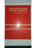 二手書博民逛書店《Operating Systems Designs: Inte