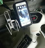 oppo reno gogoro 2 3 gps摩托車改裝導航架機車導航座手機支架導航座機車手機架摩托車手機座車架