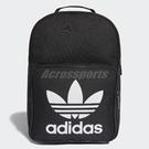 adidas 後背包 Classic Trefoil Backpack 黑 白 男女款 三葉草 基本款 【PUMP306】 DJ2170