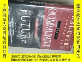 二手書博民逛書店英文原版---The罕見Drucker Foundation: