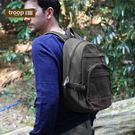 【TROOP】英倫學院OXFORD雙肩包...