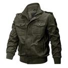 軍裝外套 男士德國執政官 特種兵飛行員外套 男夾克美軍軍迷戰術外套 降價兩天