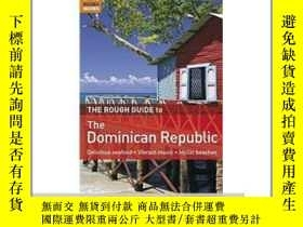 二手書博民逛書店The罕見Rough Guide to Dominican Re