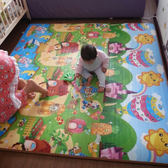 家用加厚寶寶爬行墊客廳鋪墊bb臥室榻榻米兒童地板墊泡沫塑料地墊HPXW跨年提前購699享85折