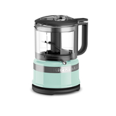 KitchenAid 3.5 cup 迷你食物調理機(升級版) 蘇打藍 3KFC3516TIC