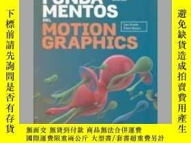 二手書博民逛書店FUNDAMENTOS罕見DEL MOTION GRAPHICSY405706 CROOK IAN ISBN