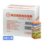 【台糖優食】南瓜纖蔬養生薄餅x1箱(120g x12盒/箱) ~營養好滋味