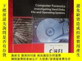 二手書博民逛書店Computer罕見Forensics: Investigati
