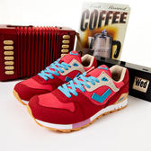 My Foot〔PONY ﹞Mark 8系列 女鞋草莓美莓冰紛慢跑鞋-莓紅52W1MK61RD
