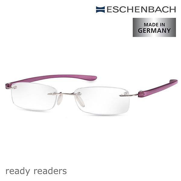 【德國 Eschenbach 宜視寶】ready readers 德國單光老花眼鏡 紫羅蘭色