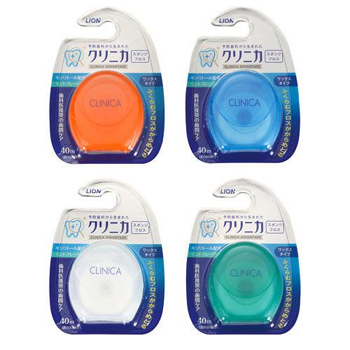 獅王 固齒佳馬卡龍牙線 130g【德芳保健藥妝】(顏色隨機出貨)
