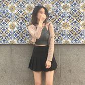 春夏2018新款女披肩外套韓版短款開衫防曬衣寬鬆百搭開衫上衣學生  檸檬衣舍