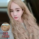 高仿真大頭皮~三管電棒可愛風長捲髮(加大頭皮)☆【MA141】雙兒網